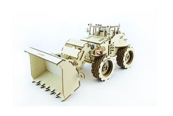 Трактор Бульдог