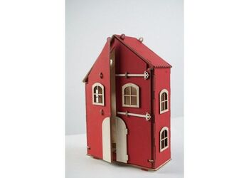 Набор деревянный Lemmo Подарочная упаковка Домик