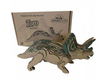 3D-ПАЗЛ Торозавр большой. Возраст: 5+