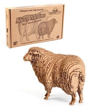 3D-ПАЗЛ Овца. Возраст: 5+