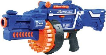 Автомат пулемет Blaze Storm 7050 с мягкими пулями на батарейках