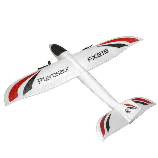 Радиоуправляемый самолет планер FX818 Pterosaur (EPP) 2.4G для начинающих