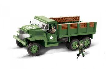 Конструктор COBI-2378 GMC CCKW 353 Transport Truck