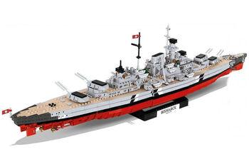 Конструктор COBI-4810 Battleship Bismarck