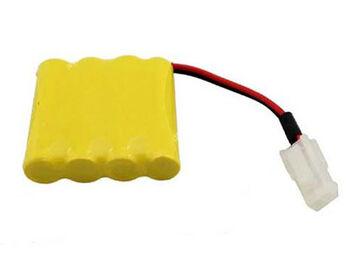 Аккумулятор Ni-Cd AA 4.8v 700mah форма Flatpack разъем Tamiya