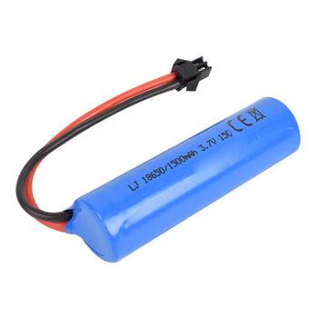 Аккумулятор 18650 Li-ion 3.7v 1500mah ICR разъем YP