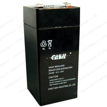 Аккумулятор Pb CASIL 4V 4500 mAh высокий