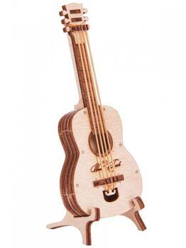 3D-пазл их дерева Wood Trick Вудтрик Гитара
