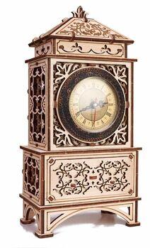 Механическая сборная модель Wood Trick Классические часы