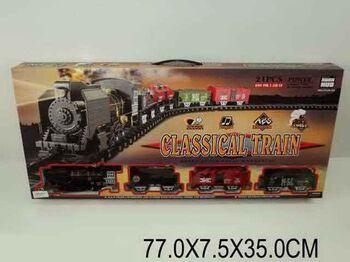Детская железная дорога Huan Qi 3510-3A