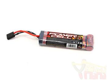 Дополнительный аккумулятор Traxxas 8.4V емкостью 3000 мАч NI-MH (разъем TRX)