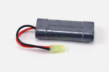 Дополнительный аккумулятор 7.2V 1100mAh Ni-Mh Battery (Mini Tamiya plug)