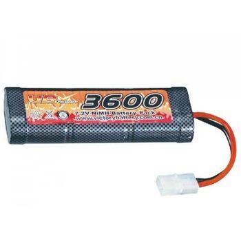 Аккумулятор VB-Power NiMh 7.2V 3600mAh - VB-SC3600P-7.2V