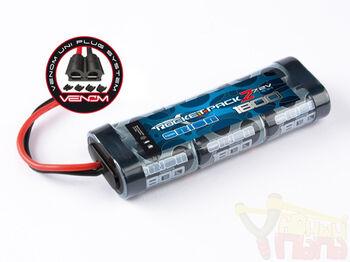 Аккумулятор Team ORION 7.2В емкостью 1800мАч (разъем Tamiya, Deans, TRX, EC3 Venom Plug)