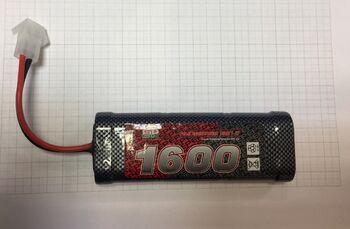 Аккумулятор 7.2V NIMH 1600mAh