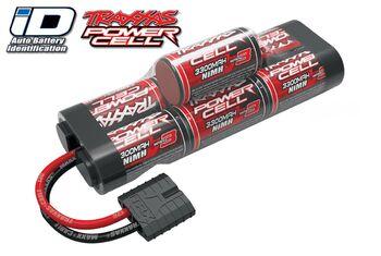 Аккумулятор TRAXXAS Ni-Mh, 8.4 V, 3300 мАч TRA2941X