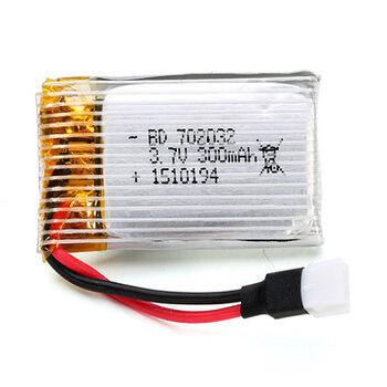 Аккумулятор Li-Po 3.7v 300mah формат 702030 разъем Molex