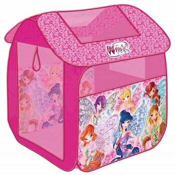 Палатка игровая Winx, в сумке