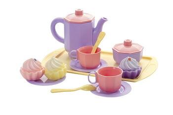 Набор посуды чайный Принцесса с кексами