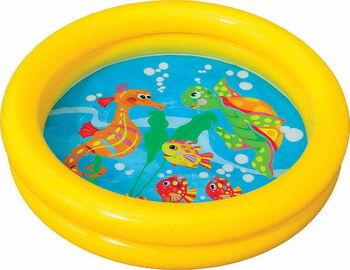 Бассейн надувной детский My First Pool 61х15 см. (от 1-3х лет)