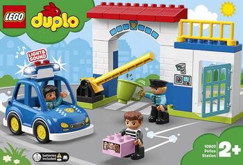 Конструктор LEGO DUPLO Town Полицейский участок