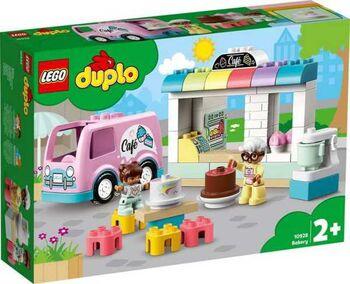 Конструктор LEGO DUPLO Town Пекарня