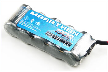 Аккумулятор Marathon XL Team Orion NiMH 6,0В (5s) 1900mAh Soft Case BEC/JST ORI12251