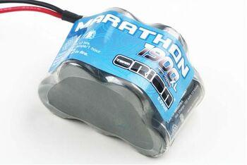 Аккумулятор Marathon XL Team Orion NiMH 6,0В (5s) 1900mAh Soft Case BEC/JST ORI12253
