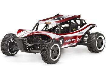 Багги бензиновая HPI Baja 5B Sidewinder X5 2WD GAS RTR 1/5
