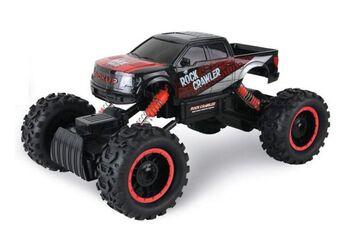Радиоуправляемый Вездеход краулер Rock Crawler HuangBo Toys HB-P1401 4WD RTR 1:14 2.4G