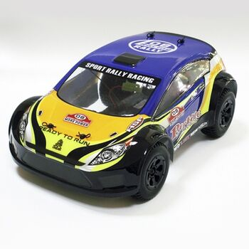 Радиоуправляемая машина HSP Reptile 4WD RTR масштаб 1:18 2.4G