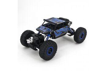 Радиоуправляемый синий Краулер 4WD 1:18 2.4G