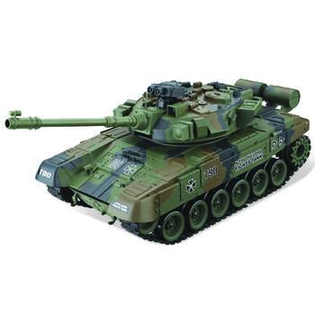 Радиоуправляемый танк CS RUSSIA T-90 Vladimir YH4101B-7 2.4G