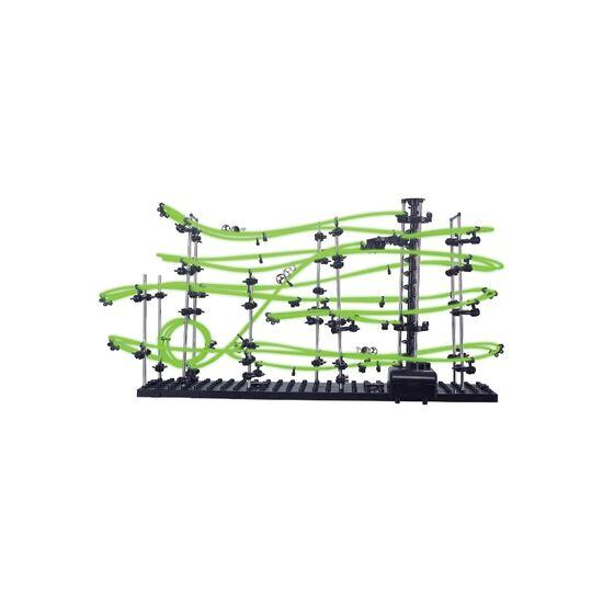 Конструктор SpaceRail серия GLOW - 3 уровень светящиеся рельсы!